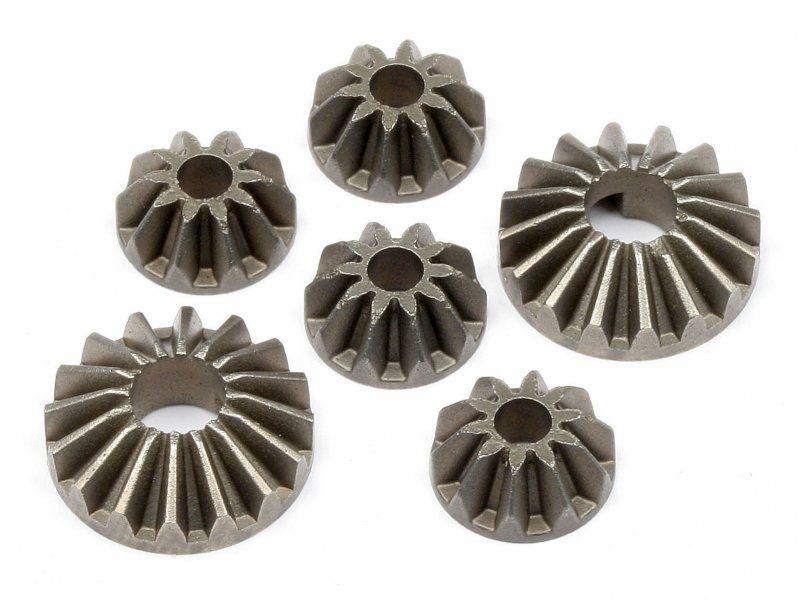 Differential-Zahnräder Set Bullet
