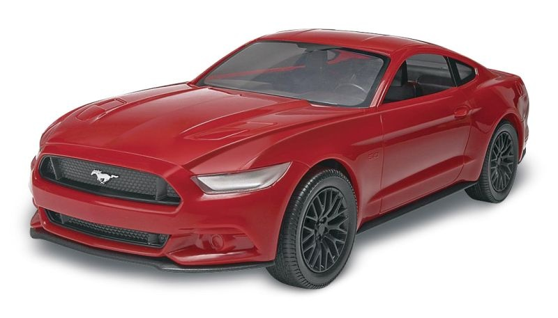 2015 Mustang SnapTite Bausatz 1:25
