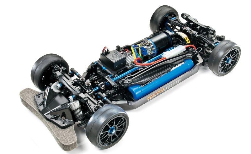 TT-02R Chassis Kit 1:10