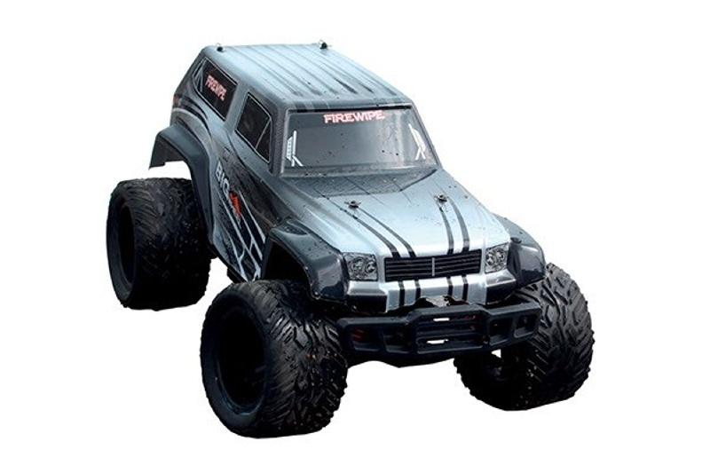 Big Wheel 4WD Monster Truck 1:12 2,4GHz RTR inkl. LiPo Akku
