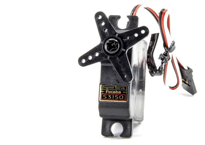 S3150 Digital 11mm Servo  BB MG 0,24s/3,7kg