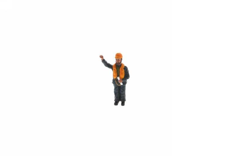 Matrose stehend winkend M1:20 Figur