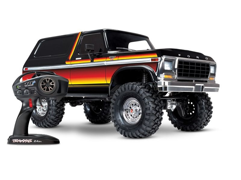 TRX-4 Ford Bronco Ranger XLT 1/10 Scale Crawler RTR 312mm