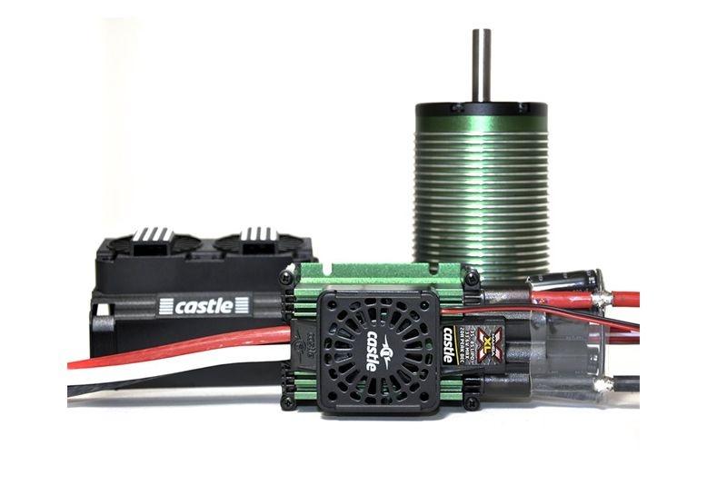 Mamba XLX Combo 1:5 - XLX Regler + 2028 800kV Motor