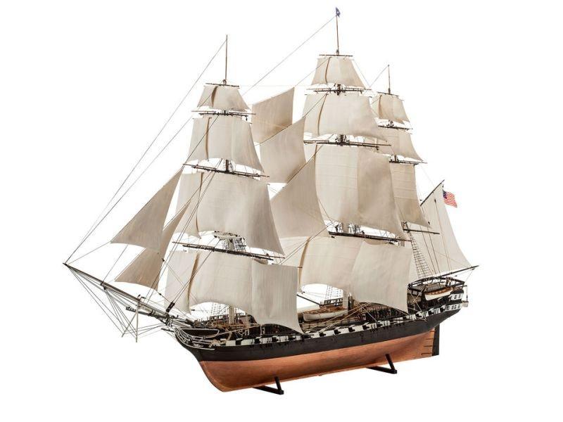 USS United States 1:96 Segel Kriegsschiff 1797