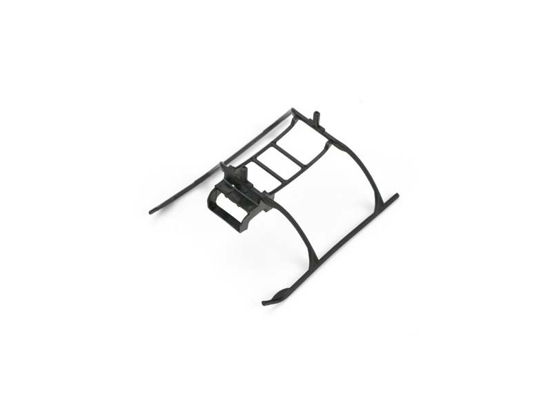 Landegestell mit Akkuaufnahme Blade mSR / Nano CP S
