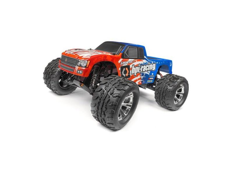 Jumpshot MT 2.0 1:10 2WD Monstertruck 2,4Ghz RTR