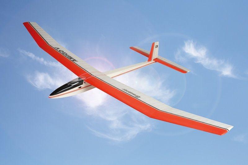 AMIGO V Bausatz Spannweite 2000 mm RC-Segelflugmodell