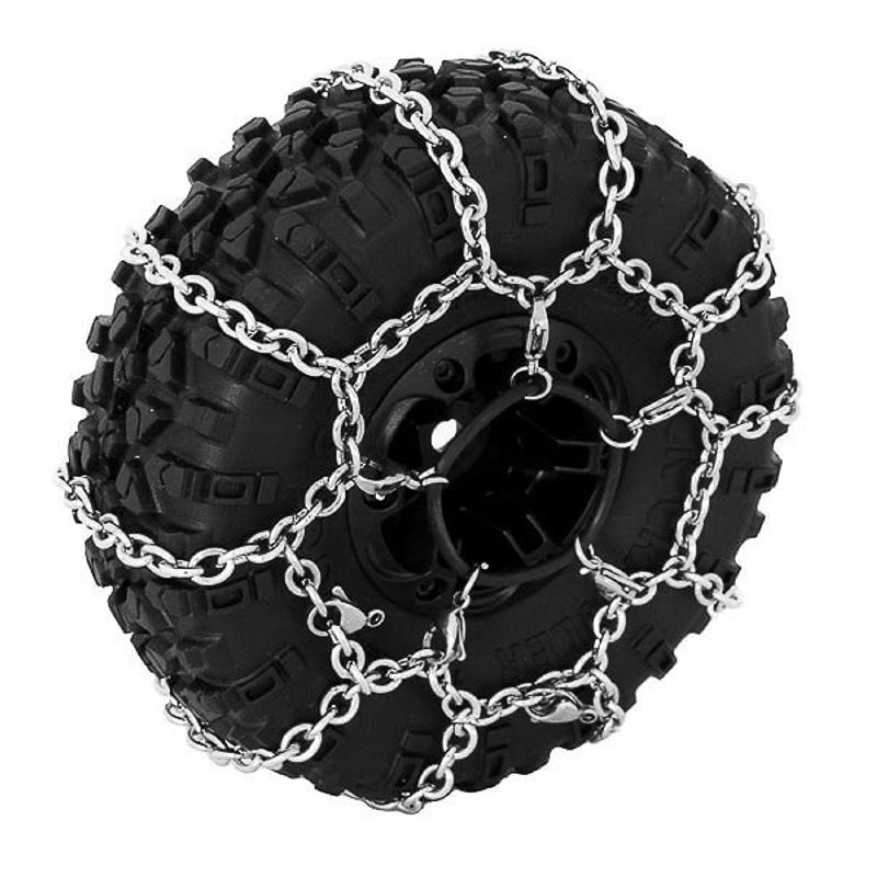 Schneeketten für 108mm Crawler Reifen (2)