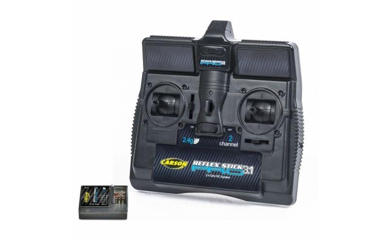 FS Reflex Stick Pro 3.1 2.4GHz 2-Kanal Fernsteuerung