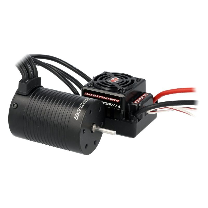 Razer 1/10 Brushless Combo 50A 3652 3000kV by Hobbywing