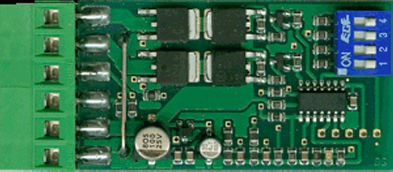 SM-2-4Q Schaltmodul