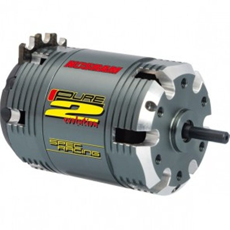 Pure 2 Brushless SpecRacing Motor - 10.5T