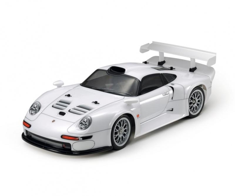 Porsche 911 GT1 Street 4WD Tourenwagen 1:10 TA03R-S Bausatz