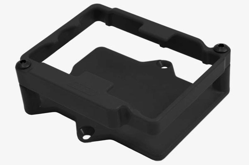 Kunststoff Reglerkäfig schwarz für Traxxas VXL-3S Regler