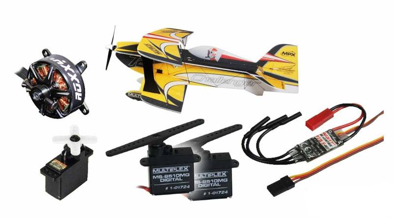 BK Challenger High Performance Set