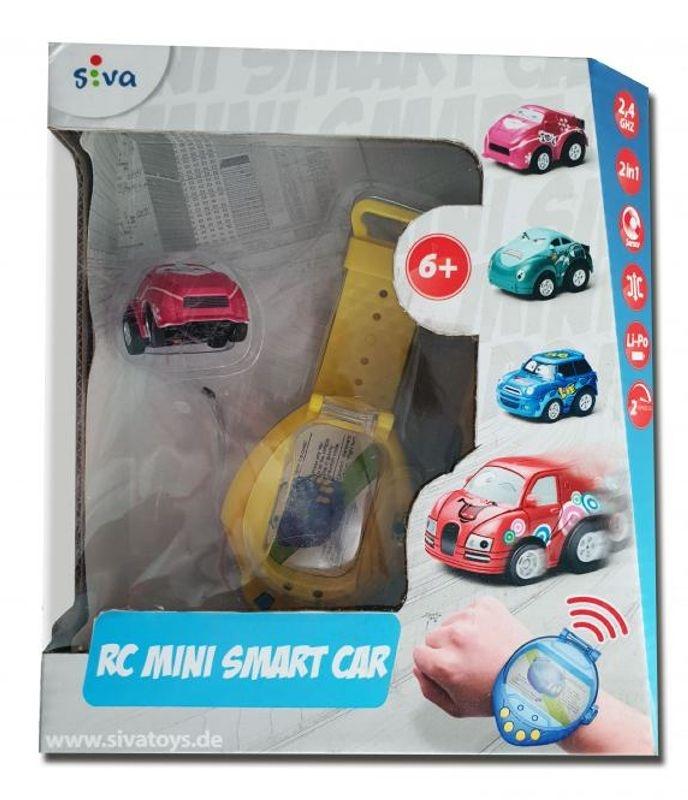 RC Mini Smart Car 2in1 Pinky - Steuerbar übers Handgelenk
