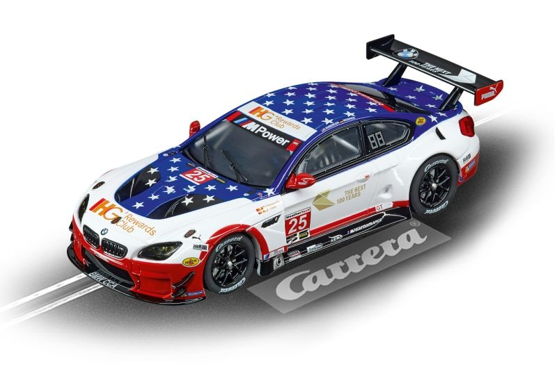 Evolution BMW M6 GT3 Team RLL, No.25