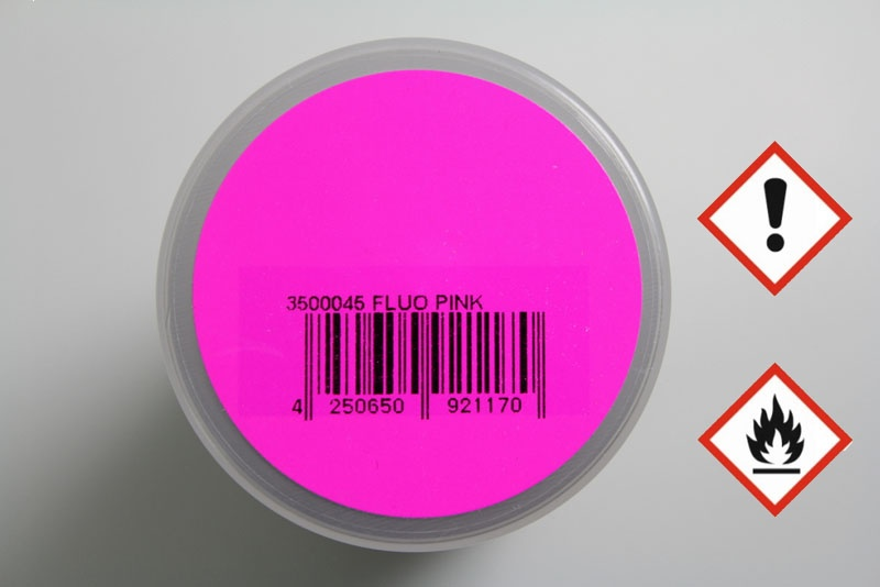PAINTZ FLUO pink 150ml Polycarbonat Spray - Lexanfarbe