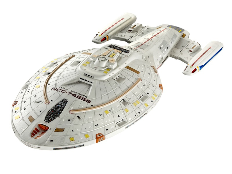 U.S.S. VOYAGER (Star Trek)