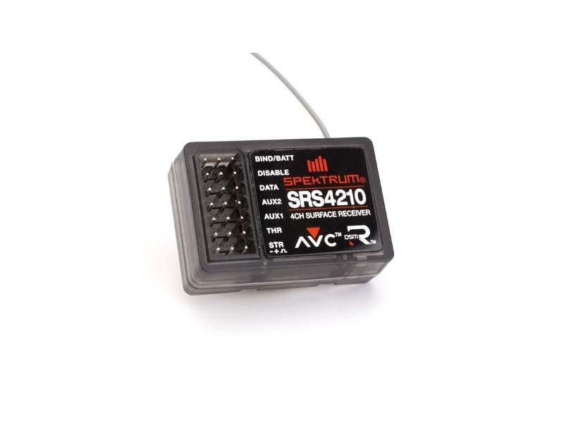 SRS4210 DSMR AVC 2,4GHz 4-Kanal Empfänger