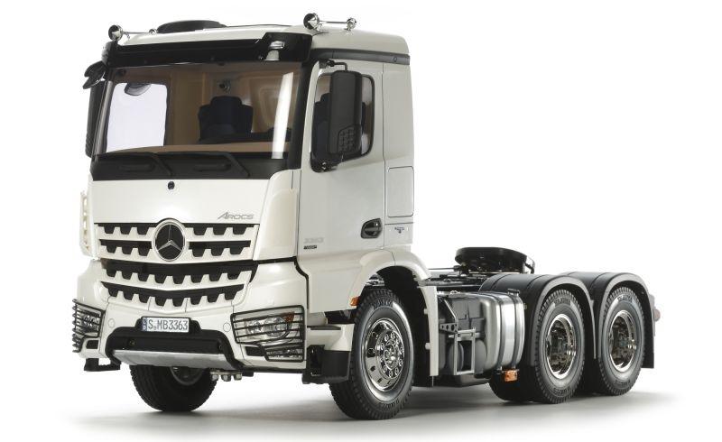 Mercedes Benz Arocs 3363 6x4 ClassicSpace 1:14 RC Truck Kit