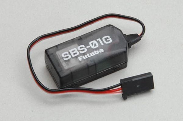 GPS+Vario+Höhen-Sensor SBS-01G