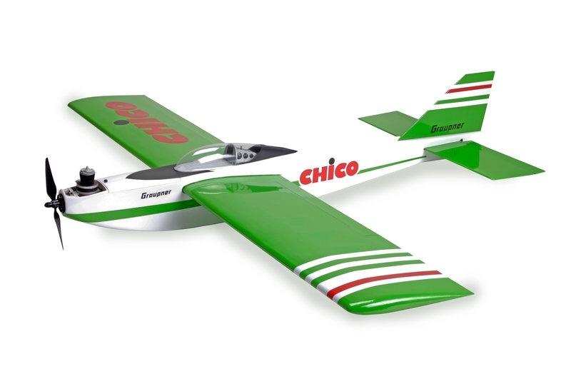 WP Chico Flugmodell 1000mm Balsaholz Bausatz