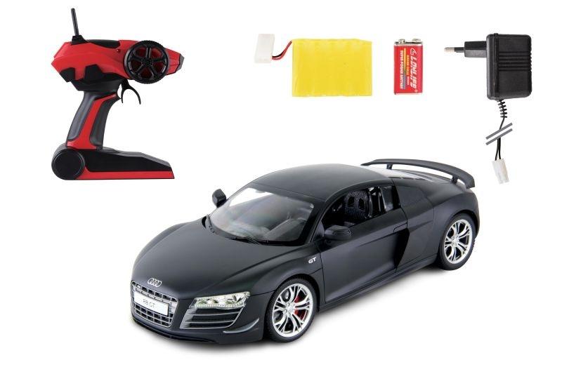 Audi R8 GT Onroad RC-Car 1/14 2,4GHz RTR in schwarz