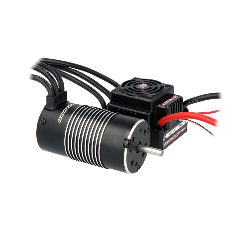 Razer 1/8 Brushless Combo 150A 4274 2000kV by Hobbywing