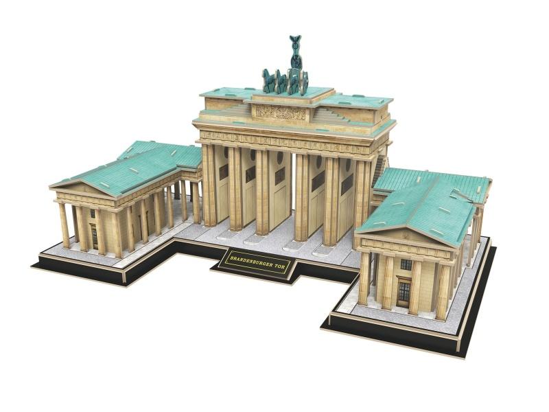 3D Puzzle Brandenburger Tor 30 Jahre Widervereinigung
