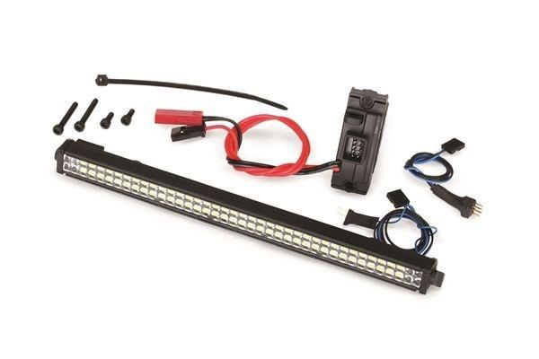 LED Lightbar Kit Lichtleiste mit Stromversorgung für TRX-4
