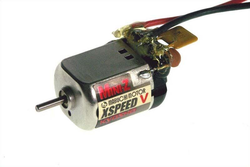 Mini-Z Tuning-Motor Xspeed