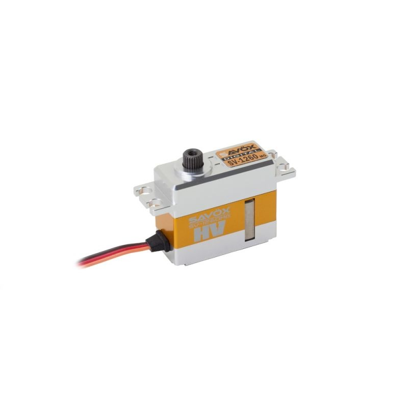 SV-1260MG HV-Digital Servo