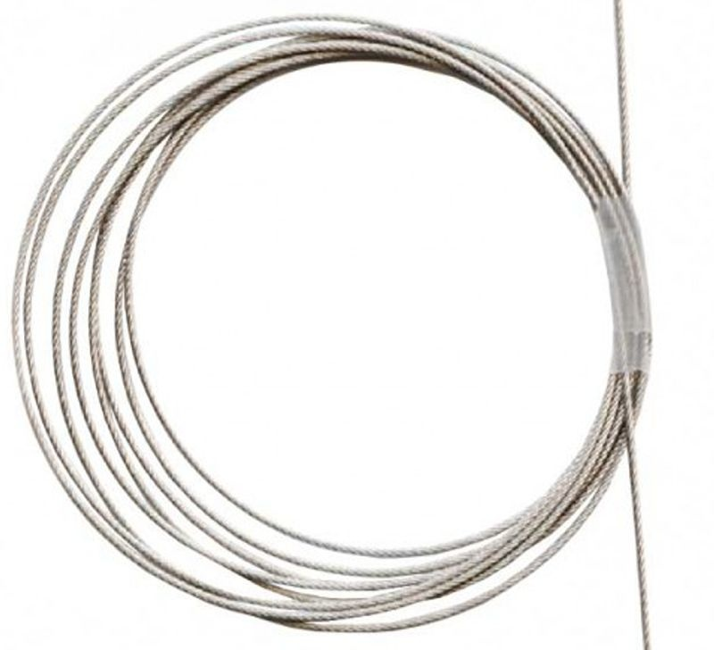 Stahlseil 0,5mm x 5000mm