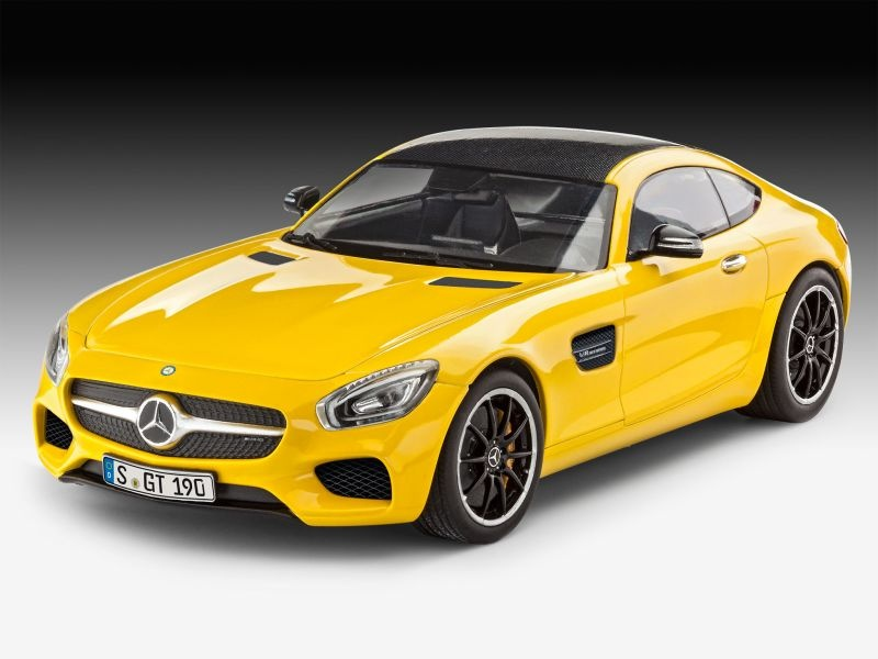Mercedes AMG GT 1:24