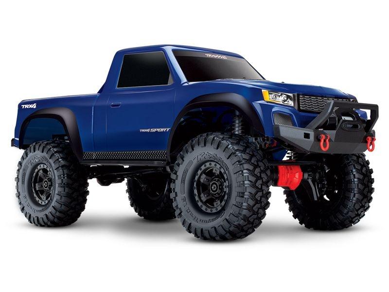TRX-4 Sport - 1/10 Scale Crawler RTR blau
