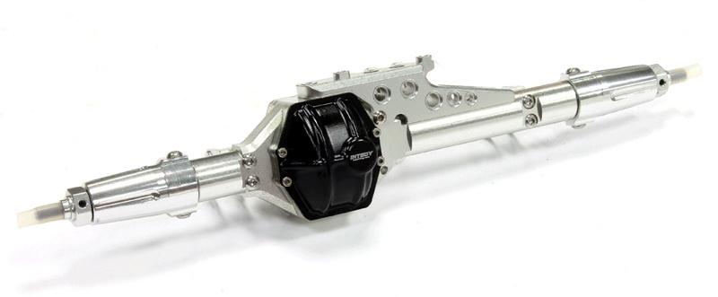 Hinterachse Aluminium komplett für Axial 1:10 Wraith