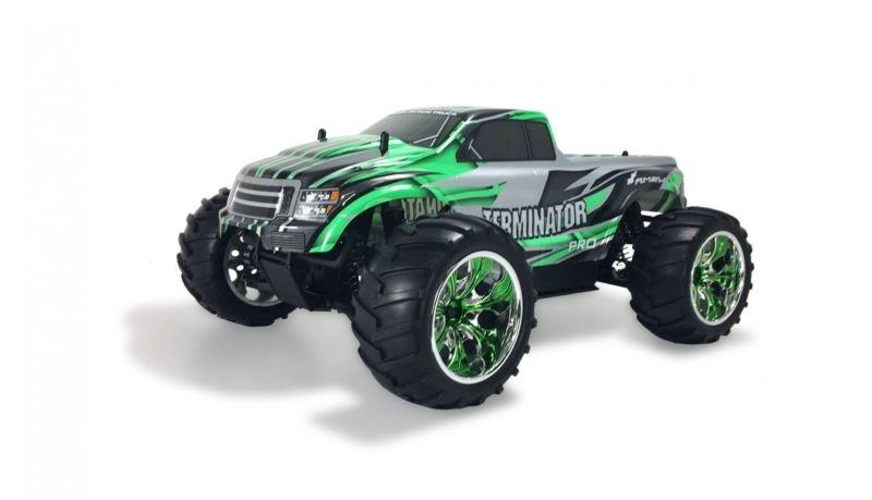 Terminator Pro Brushless 4WD Monster Truck 1/10 2,4GHz RTR