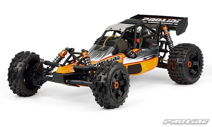 ProLine Baja5b body X