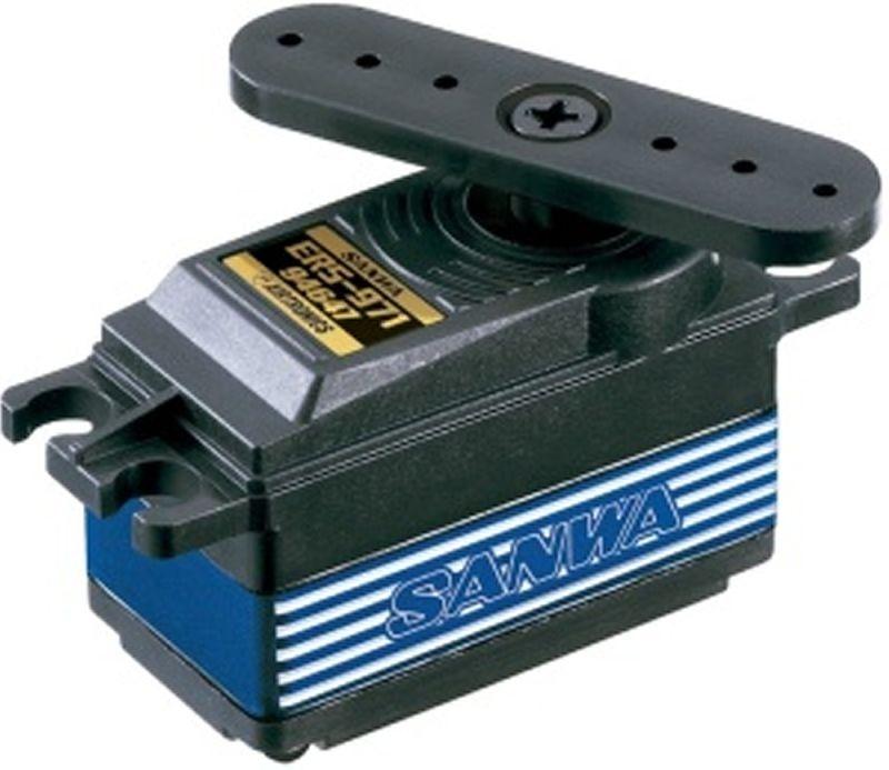 ERS-971 LowProfil HighSpeed Digital-Servo 0,09sec/9kg