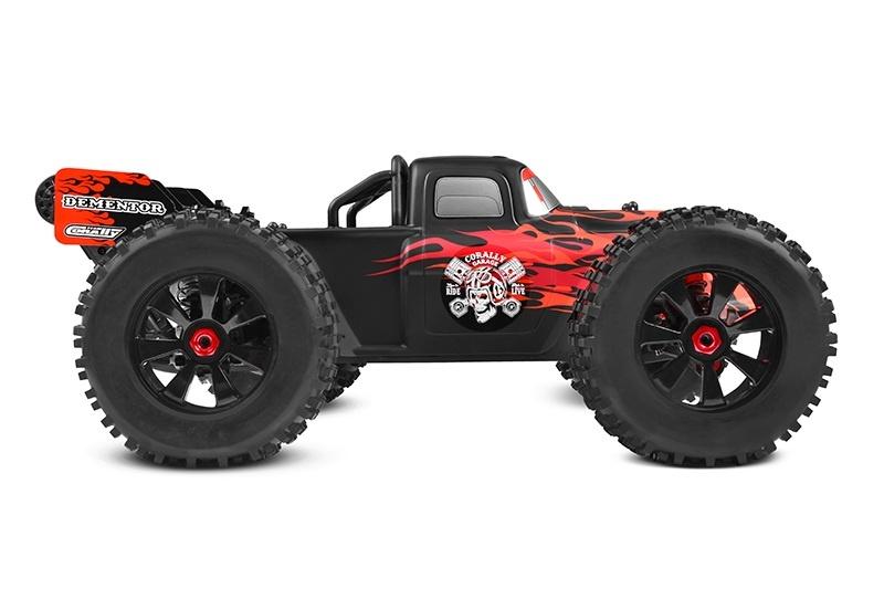 DEMENTOR XP 6S 4WD Monster Truck 1/8 Brushless RTR Neu 2021