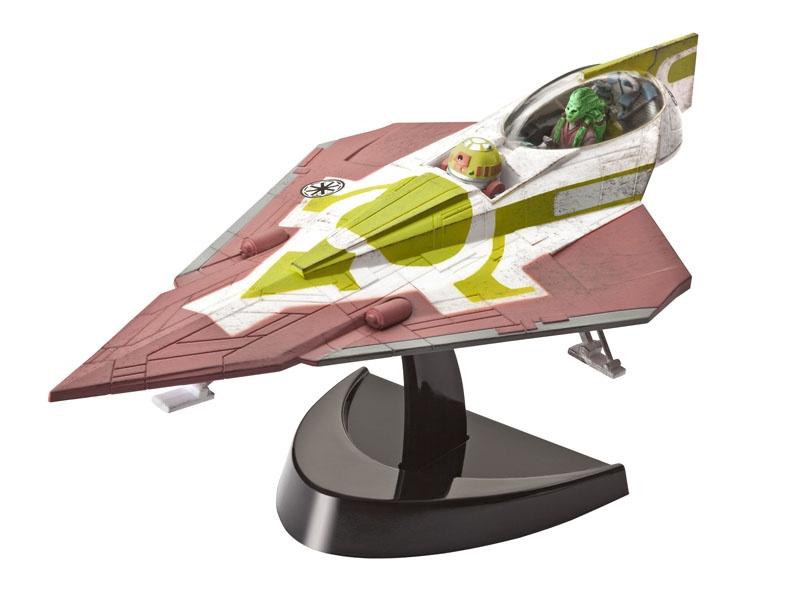 Kit Fistos Jedi Starfighter 1:39