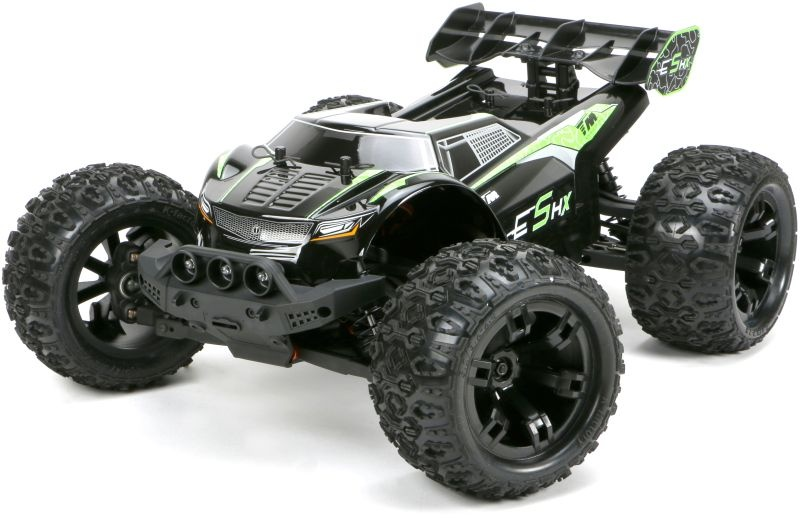 E5 HX Monster Truck 1:10 4WD RTR Brushless Wasserdicht grün
