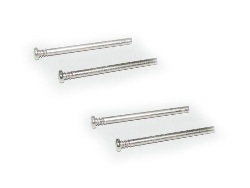 Front Upper Suspension hinge pins 3,3X37MM (4pcs)