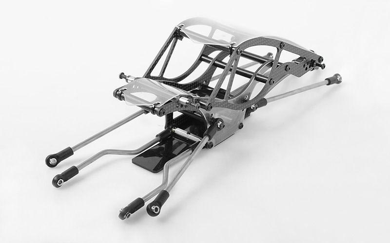 MOA Competition Crawler Chassis Set - Bausatz