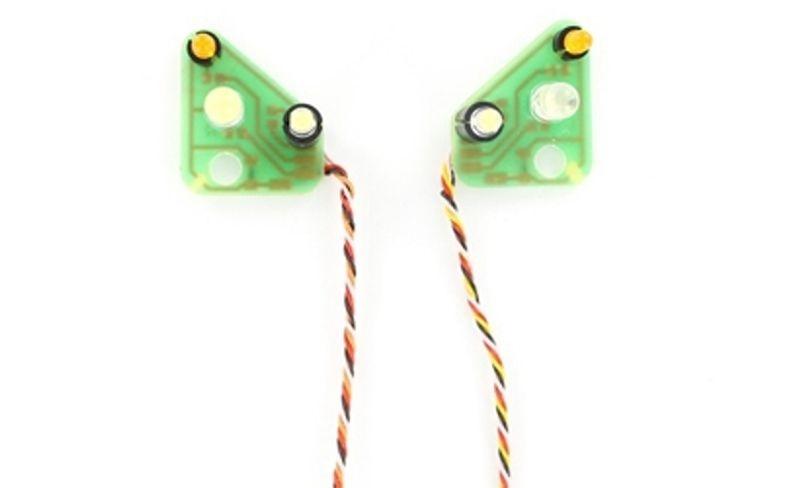 Cascadia LED-Scheinwerferplatine 7,2V 1:14