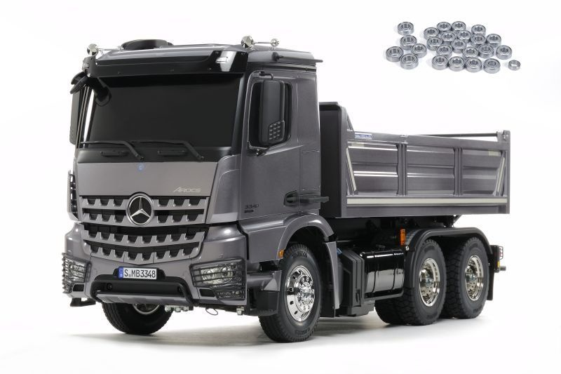 Mercedes Benz Arocs 3348 3-Achs Hinterkipper + Kugellager