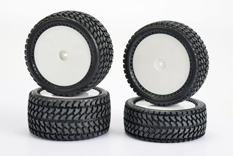 All Terrain 4WD Reifen-Set (4)