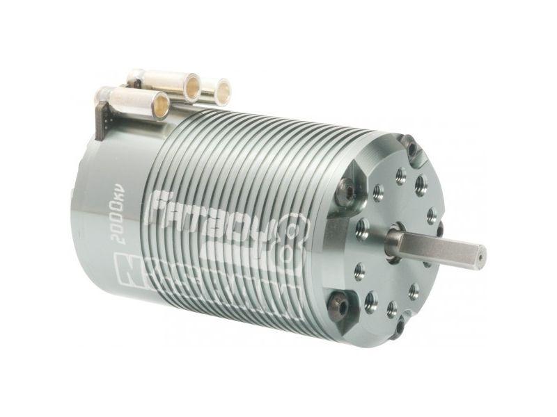 Fatboy 8 Brushless Motor 2000kV baugleich LRP 1:8